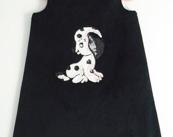 Pretty pinafore T4 years dress