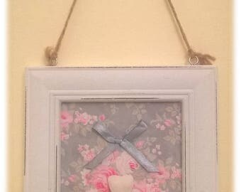 "Frame for little girl ""Prom dress"" scented"
