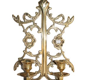 Candle stand Gold | 2 Candle stand metal | Candle holder