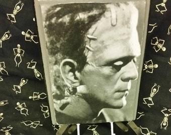 Frankenstein Key Holder
