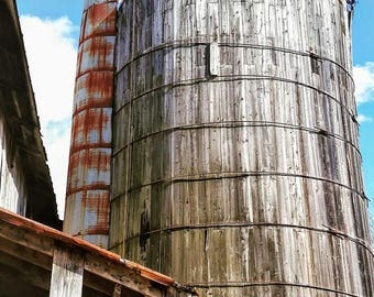 The Tall Silo