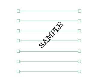 Customized First Day of School Backpack Inventory/Packing Sheet