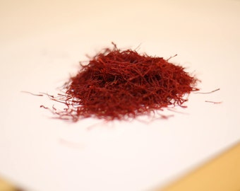 2 gram, Afghan Saffron Threads, Fresh and Natural