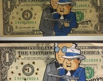 Puppet Master Dollar Art