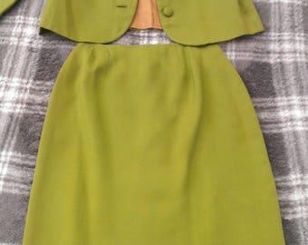 Sylvia Stevens Suit - Vintage. Mint Condition.