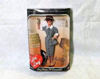 "I LOVE LUCY ""Lucy Does a TV Commercial"" Collector Edition Doll 
