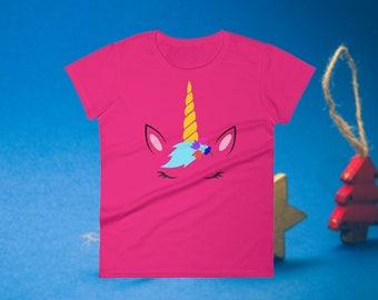 Unicorn Shirts - Unicorn Gift - Unicorn Name Shirt - Unicorn Shirts Women - Unicorn T Shirt - Unicorn Shirt Girls - Colorful Unicorn Tee
