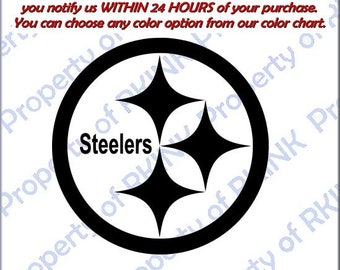 steelers wall decor | etsy