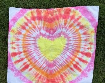 Heart Homegrown Tie Dye