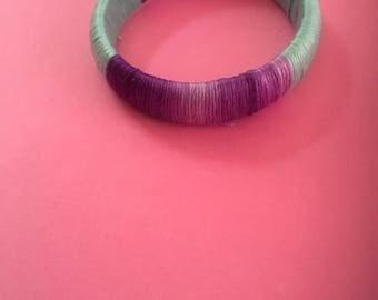 Summer  bangle bracelet