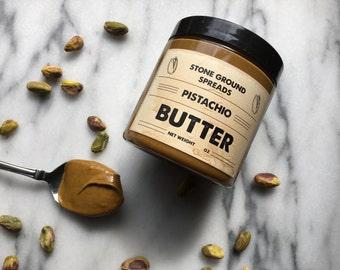 Pure Pistachio Nut Butter Spread