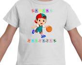 Hoopster Shirt, Birthday ...