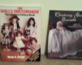 2/Books..Sewing Vintage/Antique Doll Clothes