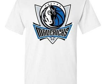 Dallas Mavericks T-Shirt white
