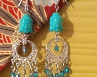 Buddha AURA earrings
