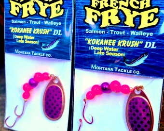 "Kokanee Spinners (2): ""PURPLE PINKY"""