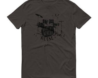 Make a Joyful Noise Tee (Drums)