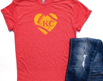 Kansas City Chiefs Shirt, KC Chiefs Shirt, Chiefs TShirt, KC Chiefs, Kansas City Chiefs shirt women, KC Shirt, Chiefs t shirt, Womens Chiefs