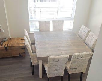 Barn Wood Dining Table
