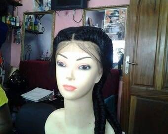 Wigs 2 braid 20 inches