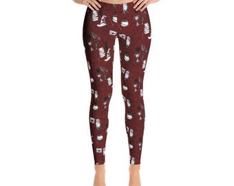Bravery Full Length Leggings