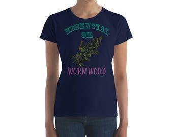 Essential Oil Wormwood Women's short sleeve t-shirt