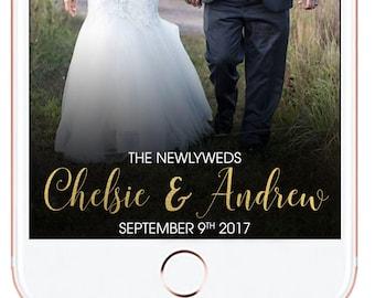 Wedding Snapchat Geofilter #14