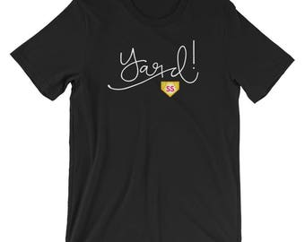 Yard! (Homerun) Softball Soul® T-Shirt