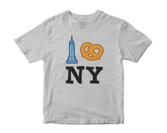 I Love New York graphic t-shirt