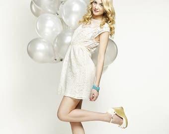 Silver Balloon Bouquet - Pearl Gray Balloon Bouquet