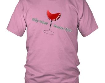 Why Wine? Because Kids T-Shirt