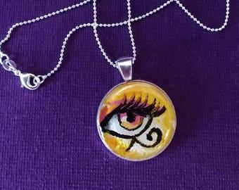 Eye am Necklace/Choker