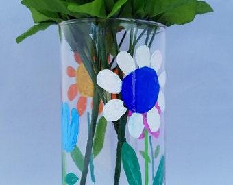 VaseLogicByLiz  Long flowers