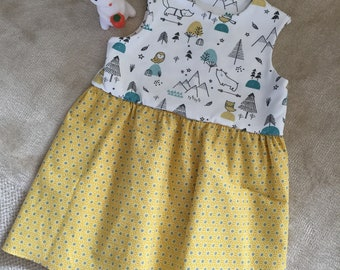 """Polar treats"" dress"