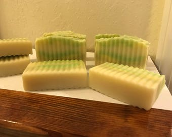 Handmade cold process soap-Global Garden