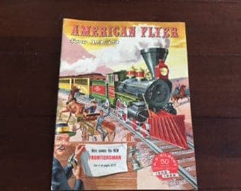 American Flyer Catalog, 1959