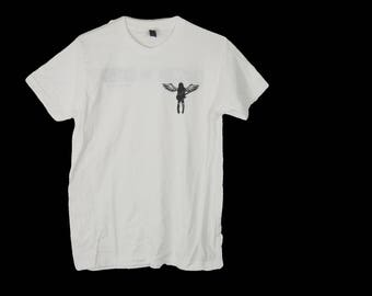 Women in Rock Winged Woman Tshirt