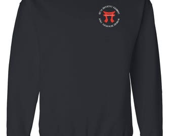 187th Regimental Combat Team Embroidered Sweatshirt-6721