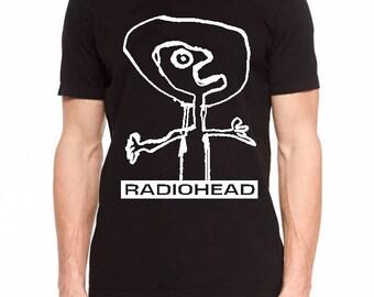 radiohead shirt tee t-shirt