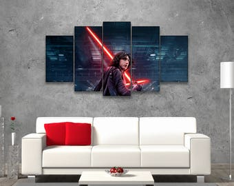 Kylo Ren poster, Star Wars, Star Wars Prints, Kylo Ren, Star Wars Patents Set of 5 Prints, Star Wars decor Gift, Kylo Ren print