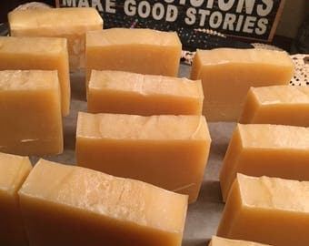 1 Bar - Handcrafted Cocoa Butter Soap