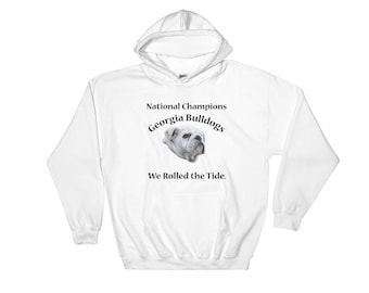 Georgia Sheatshirt, Georgia Football, Georgia Bulldogs, Georgia Alabama, Georgia Champs, Athens Georgia, Georgia 2018, Georgia Winners, Geor