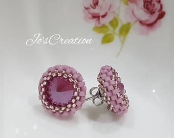 Swarovski Crystals Earrings