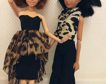 Doll clothing- set of two outfits