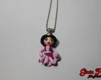 Necklace Mulan