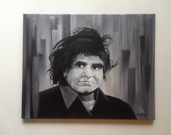 Johnny Cash One of a Kind Portrait