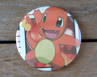 "Pokemon Charmander 2.25"" Magnet"