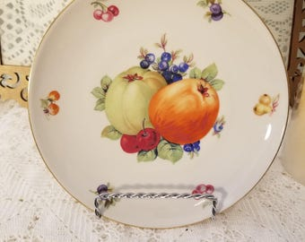Germany fruit plate