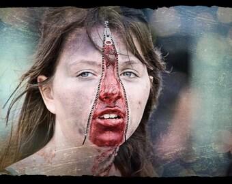 Zombie Girl #3