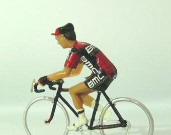 BMC cyclist figure